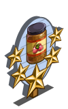 Muntrie Chutney 5 Star Mastery Sign-icon
