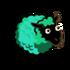 Jade Ewe (Spring Green Stripes)-icon