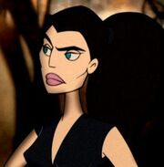 Animated aeryn