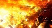 Qujaga destroyed