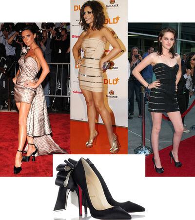 Celebrities-cannot-walk-in-heels