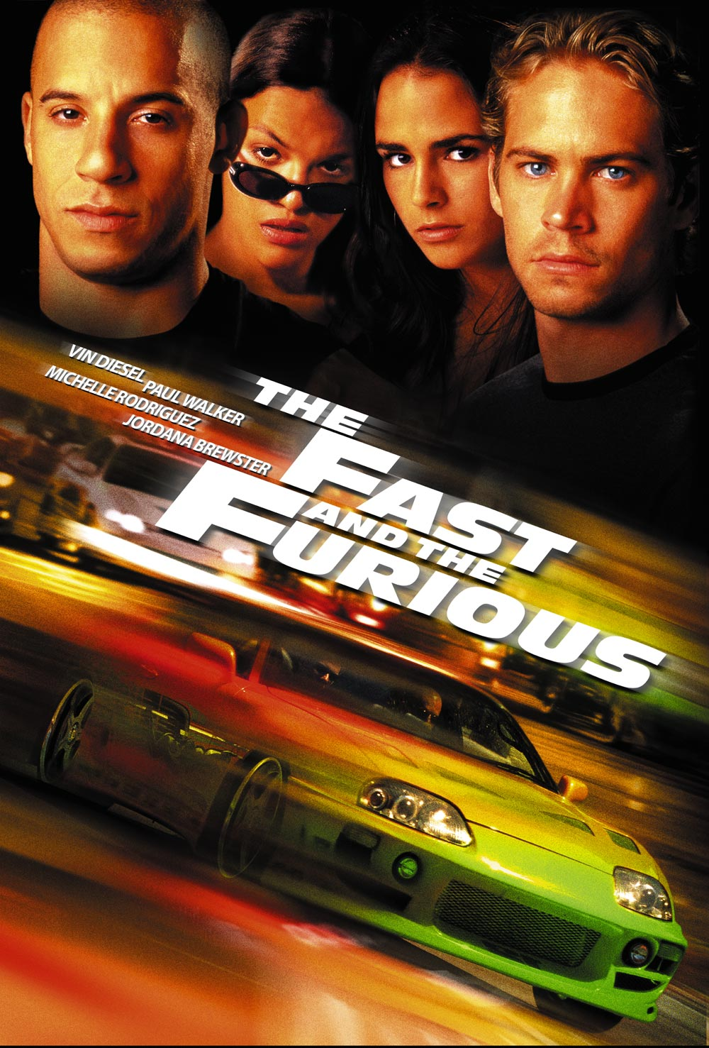 The fast and the furious series