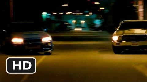 Fast & Furious (5 10) Movie CLIP - Dom Wins (2009) HD