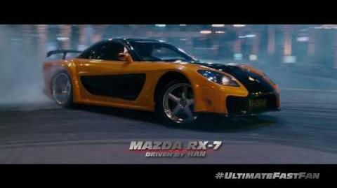 Fast & Furious Favorite Car Fan Highlights