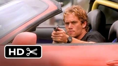 The Fast and the Furious (9 10) Movie CLIP - Chasing the Killers (2001) HD