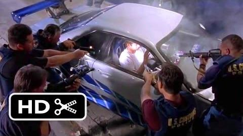 2 Fast 2 Furious (2 9) Movie CLIP - Captured (2003) HD