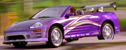 2003 mitsubishi eclipse spyder gts the fast and the furious wiki fandom powered by wikia. Black Bedroom Furniture Sets. Home Design Ideas