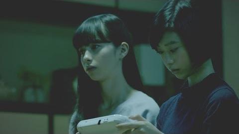 零 ~濡鴉ノ巫女~ TVCM2