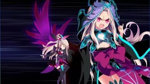 【Fate Grand Order】 イリヤ テスタメント 宝具【FGO】Illya testament Noble Phantasm