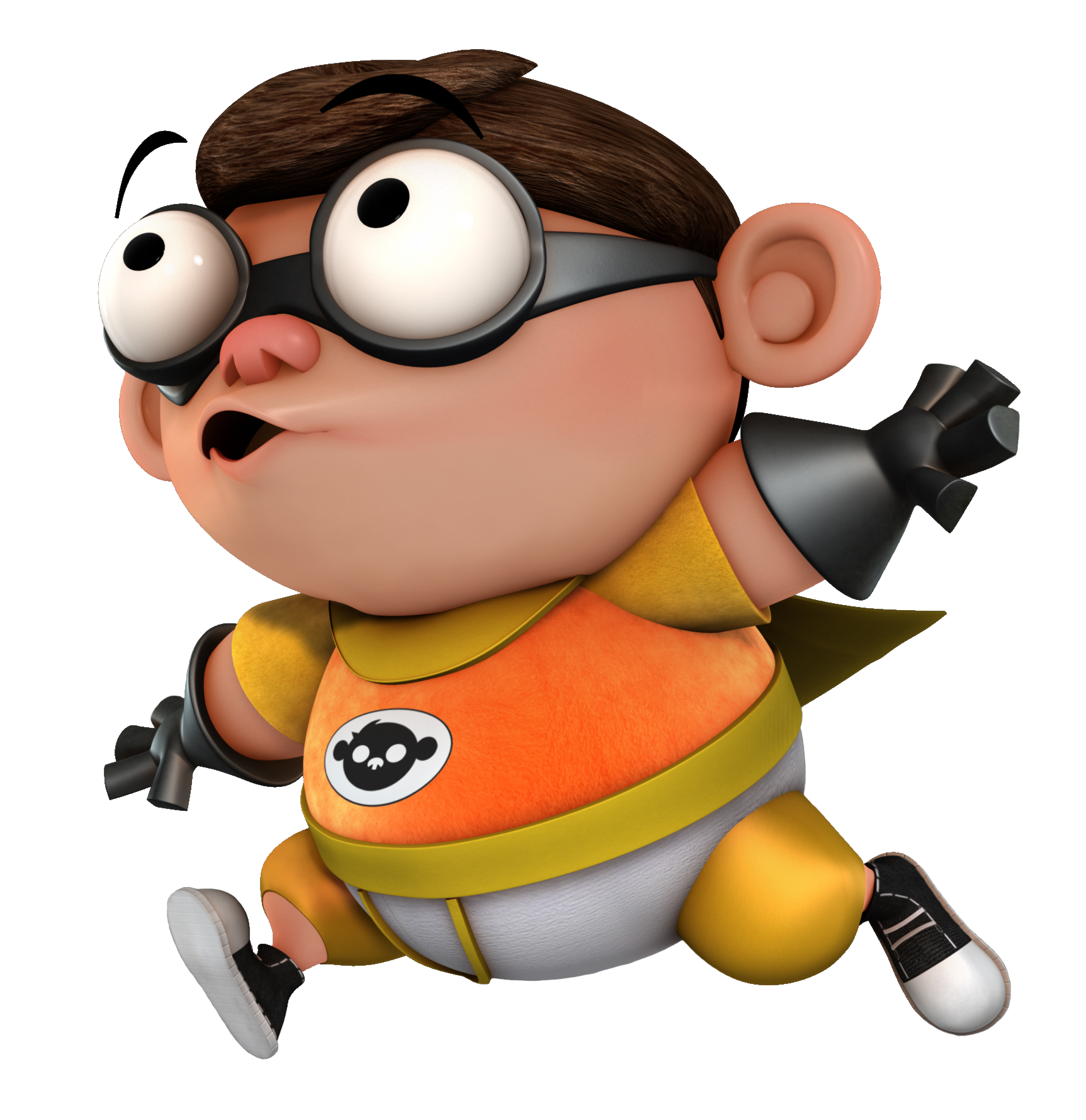 from Zachariah fanboy and chum chum is gay