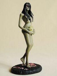 Pregnant alma