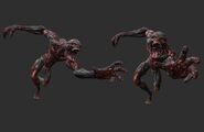 Fear3scavenger low poly