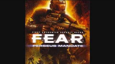 F.E.A.R. Perseus Mandate OST - Subway