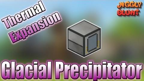 Glacial Precipitator (Thermal Expansion) - Minecraft Mod Tutorial