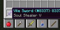 Vile Sword