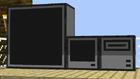 Computer w DiskDrive w Monitor
