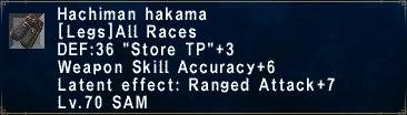 HachimanHakama