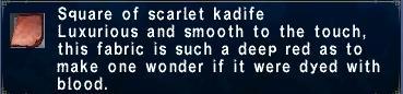 Scarletkadife