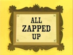 FHIF Title card - All Zapped Up