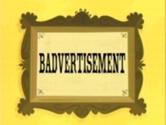 Title card - Badvertisement