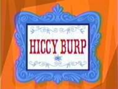 Title card - Hiccy Burp