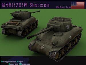 M4A1(76)W