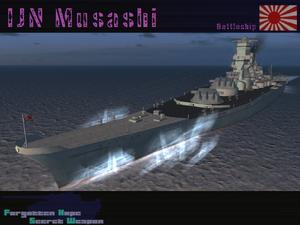 IJN Musashi