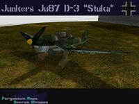 Ju87D-3