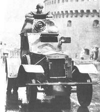Samochód pancerny wz. 34m
