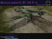 Messerschmitt Bf 110 C-4