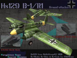 HS129 B-1R1