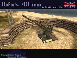 40 mm Bofors