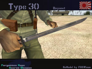 Type 30 Bayonet