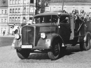 Opel Blitz (germany)