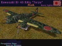 Ki-45 KAIc