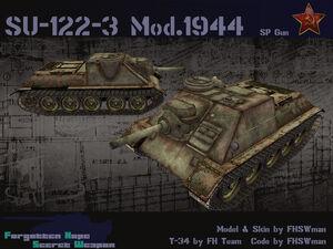 SU-122-III (1944)