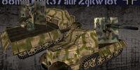 Sd.Kfz. 9 with 8.8 cm Flak 37