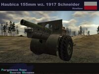155mm wz 1917
