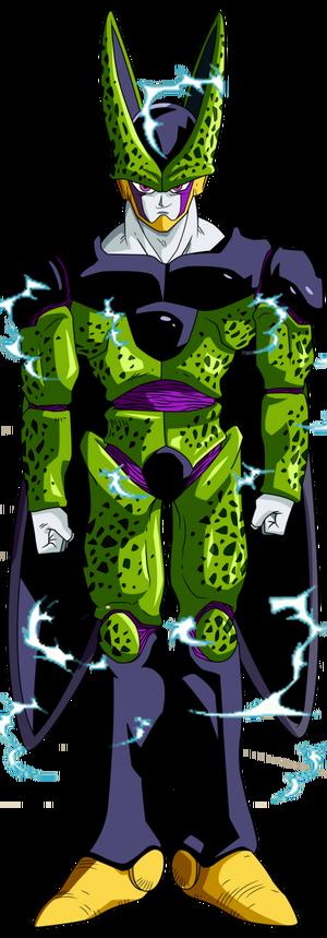 Cell fictional battle omniverse wikia fandom powered by wikia - Super cell dbz ...