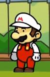 Scribblenauts Fire Mario