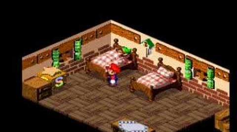 Link Appearence Super Mario RPG Legend of Seven Stars