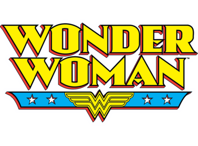 A Wonder Woman logo
