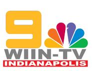 WIIN 9 Logo (1991-1995)