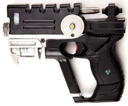 Korben's Handgun