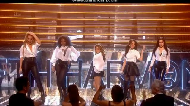 Fifth Harmony - Bo$$ (Live at The X Factor UK) - UK Television Debut