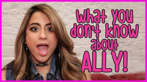 5 Things You Don't Know About Me With Ally Brooke Hernandez - Fifth Harmony Takeover