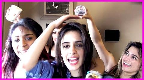 Fifth Harmony's WATER FIGHT - Fifth Harmony Takeover Ep 24