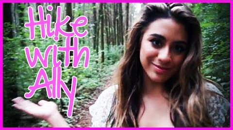 Fifth Harmony - Ally Gets Scared on Hike - Fifth Harmony Takeover Ep