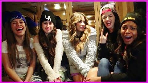 Fifth Harmony Bus Tour - Fifth Harmony Takeover Ep 1