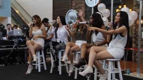 Fifth Harmony- Want U Back (Cher Lloyd cover)- Live in Baltimore, MD-0